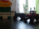 Битва тракторов